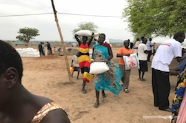 【猛威をふるう飢餓】南スーダンから