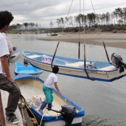 メディア掲載情報:FNN仙台放送「スーパーニュース」 2012年07月20日(日)放送。義援和船寄贈式に関するニュースが放映。