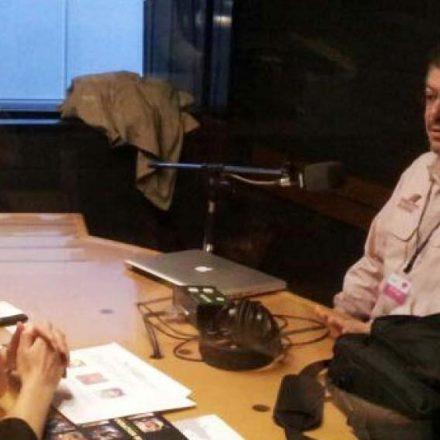 メディア掲載情報:TOKYO FM ラジオ番組 LOVE & HOPEに出演。インタビューを受ける代表理事