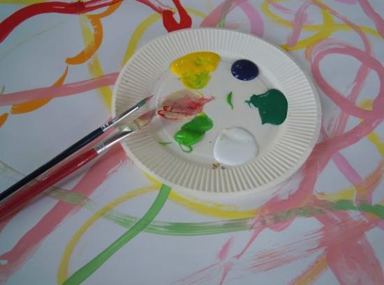 アートセラピーに関心がある方向けのワークショップ