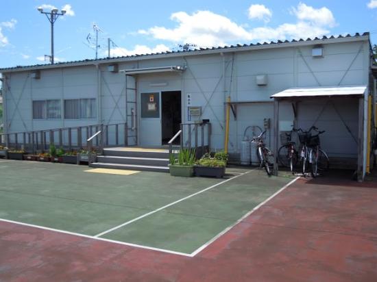 福島県南相馬市の千倉仮設住宅