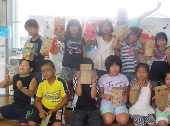 未来を担う震災の被災地の子どもにこそ