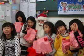 """福島南相馬のみんなと一緒に""""キッズクリスマス"""""""