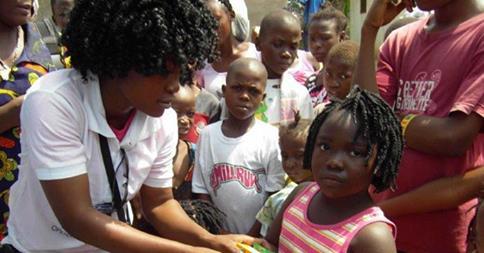 孤児だけど、一人ぼっちではない。ーリベリアのモンロビアから