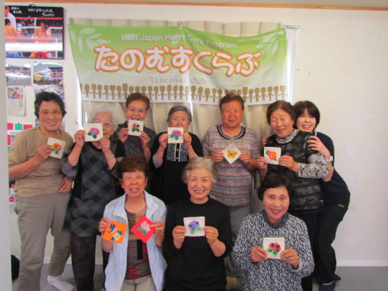 【東日本大震災:心のケア】活動を通してコミュニティーをつくる【宮城県登米市南方】