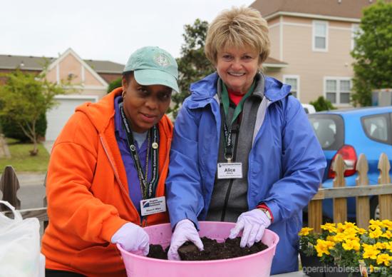 住民の食生活を支えるコミュニティー・ガーデン