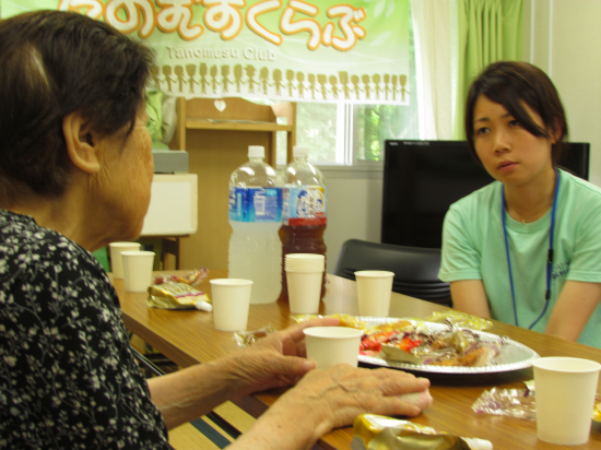 【東日本大震災:心のケア】女川町の小規模仮設住宅にて
