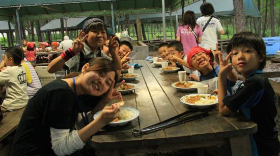【福島:心ケア】キッズ・サマー・キャンプ2015① 自分らしく生きていること
