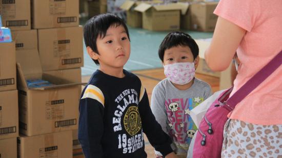 雨の中、泥まみれのたたかい  東日本豪雨災害支援