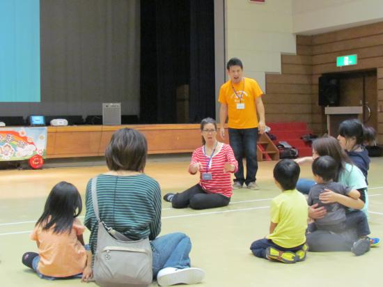 福島県南相馬市 ストレス・カウンセリングと「歌って踊ろう!!」