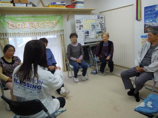 【東日本大震災:心のケア】女川で不安やストレスを抱える方のために