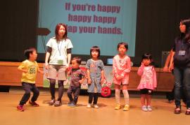 福島県南相馬市 ストレスカウンセリングと「歌って踊ろう!!」