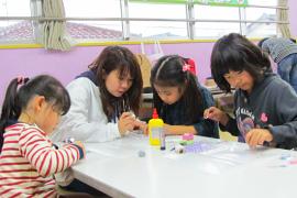 【福島:心ケア】子どもの心に耳を傾ける支援活動