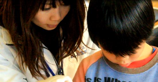 「あとりえほーぷ」で福島の子ども達に笑顔を