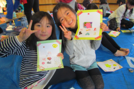【福島:心のケア】よろこびや楽しさを子どもの心に育みたい