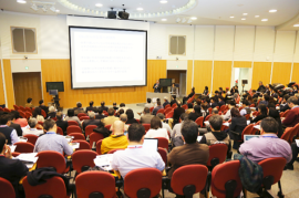 Humanitarian Innovation Forum Japan 2016で支援活動の事例発表