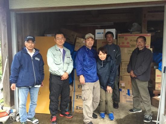 【熊本地震支援】阿蘇・自然災害に翻弄される住民のために