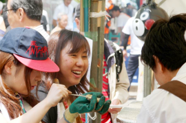 【熊本地震支援】塩竈から熊本へ支援の架け橋