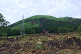 【熊本地震 復興支援】雨の南阿蘇、見えてきた傷跡
