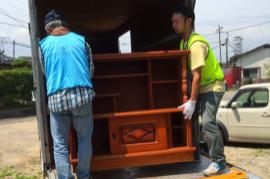 【熊本地震 復興支援】益城町から熊本市へ 不安の中の引越