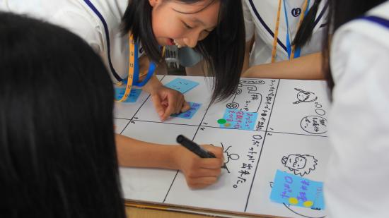 【福島:心のケア】夏休み特別授業!小高商業高校の学生がSAPジャパンを企業訪問