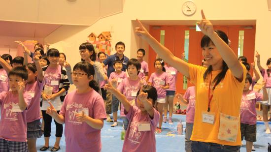 【福島:心のケア】2泊3日で夏休みキッズキャンプin岩手2016を開催