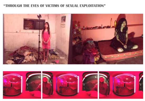 リオ・オリンピック 2016 VRで性的被害者の目からみる世界