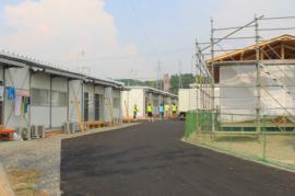 【熊本地震 復興支援】御船町の仮設住宅へ引越(転居)支援