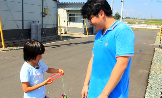 【熊本地震:復興支援】企業のチカラ -SAPジャパン 熊本益城町で支援活動-