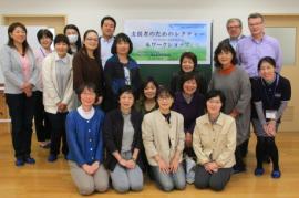 【東日本大震災:心のケア支援】心の傷から成長する ブルース博士による講座を開催