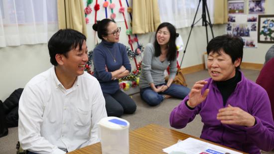 【福島:心のケア】お茶を入れて みんなで過ごそう♪ 伊藤園のお茶会