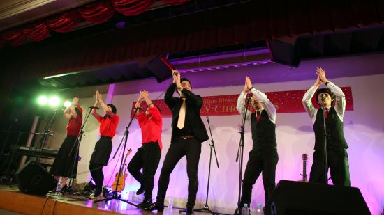 【福島:心のケア】歌の力、ゴスペルの力