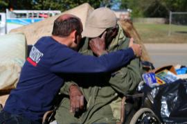 ノースカロライナ州 困難の中に見た祝福
