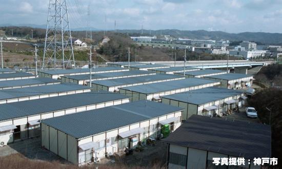 阪神・淡路大震災から22年