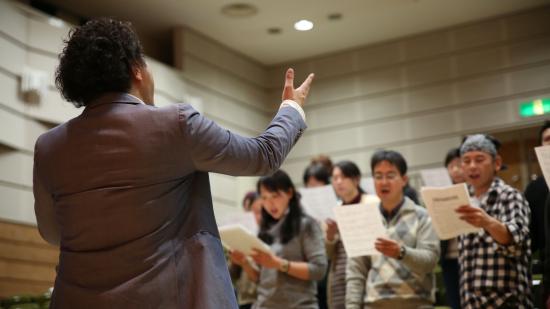 【福島:復興支援】仲間ができて、喜びがあふれるゴスペルレッスン