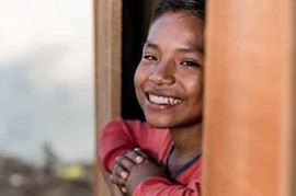 【ペルー】少年に教育を、未来を