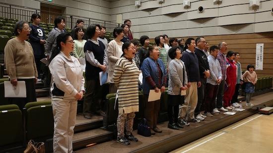 【福島:復興支援】響け歌声!南相馬市から発信する希望の歌