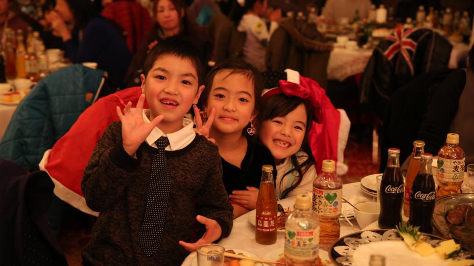 【福島南相馬市】250家族を招いてクリスマスコンサート 2017
