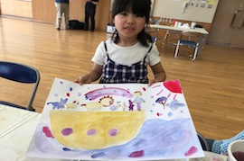 【福島:心のケア】作品作りによる学びと成長