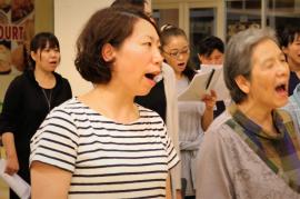 【福島復興支援】地域に根ざした歌声を