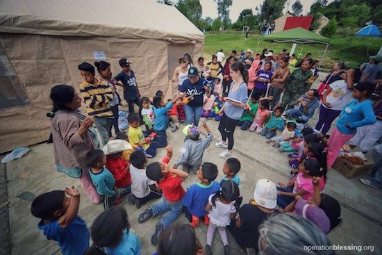 【メキシコ大地震】物資を一人でも多くの被災者へ