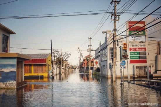 【プエルトリコ】ハリケーン「マリア」の被害広がる