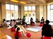 【福島子育て支援】バランスボール教室を開催