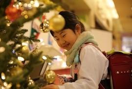 【今年1年に感謝して】子どもクリスマスパーティー開催!