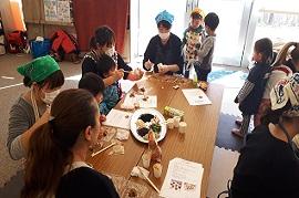 【OBJ幼児教室】親子クッキング開催!