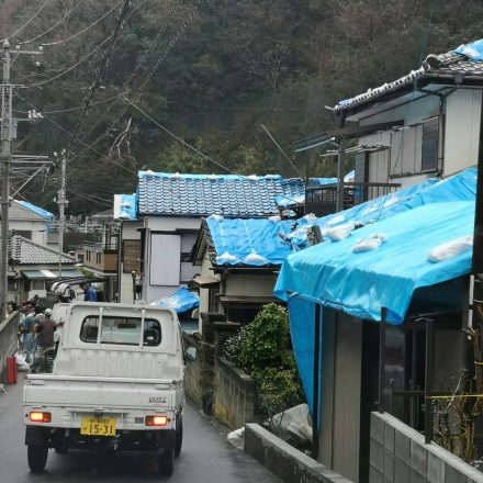 【千葉台風15号災害】壊滅的被害の鋸南町での支援