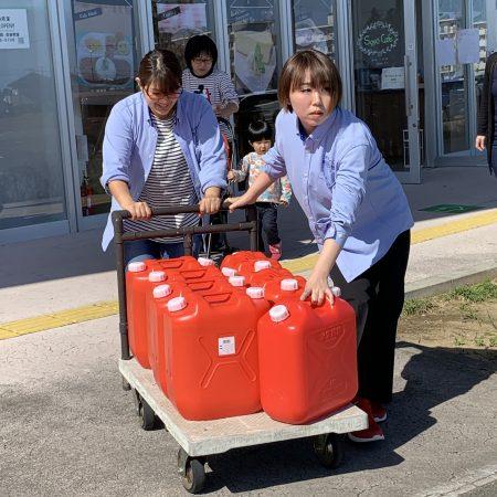 【台風19号災害】支援チーム各地で活動中