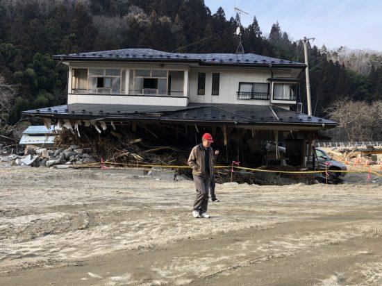 【台風19号丸森町支援】発災から4カ月の現場から