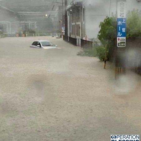 【豪雨災害支援】福岡県大牟田市へサーキュレーター到着!