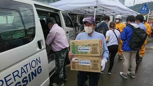 令和3年7月豪雨 熱海土砂災害 緊急支援